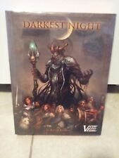 New DARKEST NIGHT Board Game by VICTORY POINT GAMES  FACTORY SEALED