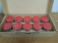 Sprecherschuh 18102010 11 Emergency Stop Push Buttons New Surplus Box Of 10