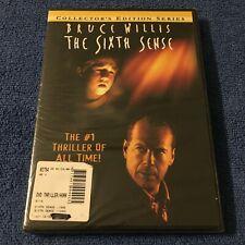 The Sixth Sense (Dvd, 1999, Widescreen) Brand New Sealed