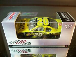 Super Rare Joey Logano #20 Dollar General 2012 Toyota Camry 1:64 Lionel