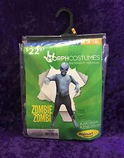 Child Morphcostumes Morph Suit Zombie Original Bodysuit M