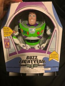 Disney Ultimate Buzz Lightyear Talking Action Figure 12in. - Multicolor