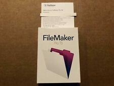 FileMaker Pro 15 License Key Card for Mac & Windows, Full Version, Free Shipping