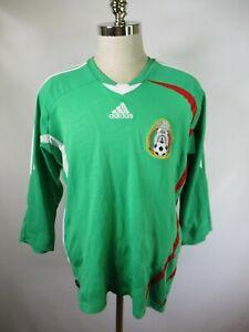 F3160 Men's ADIDAS Mexico #10 Soccer Jersey Size XL