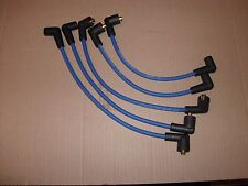 Classic mini blue spark plug leads - New
