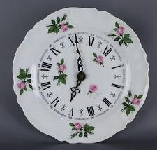 Horloge Pendule Murale Céramique Limoges