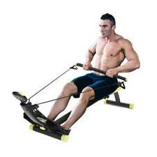 New Rower Max Pro Cardio Compact Home Gym Rowing Machine Cardio Fitness Exercise