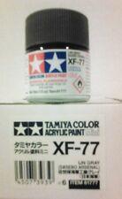 Tamiya acrylic paint XF-77 IJN Grey.10ml Mini