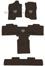 LLOYD MATS Classic Loop™ 4pc Brown FLOOR MAT SET 2011-2014 Escalade Base Model