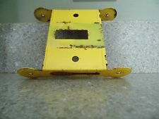 Vintage 1960's Tonka Trencher/Grader Parts - Chassis