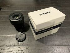 New listing Sigma 30mm f/1.4 Dc Dn Contemporary Aspherical Lens for Sony E-Mount