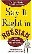 Say It Right in Russian: The Fastest Way to Correc