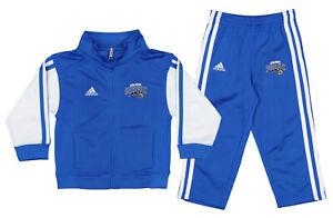 Adidas NBA Toddlers Orlando Magic Full Zip Jacket & Pant Set, Blue