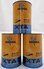 Olio Bardahl 5w30 XTA Polarplus C3 olio motore kit composto da 3 pz 303040 3LT