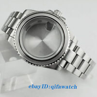P620 Watch 40mm Case 316L Steel Band Kit DG2813/3804, ETA 2836,Miyota 82+bezelx1
