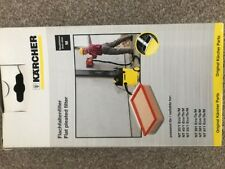 KARCHER Flat pleated filter NT Range