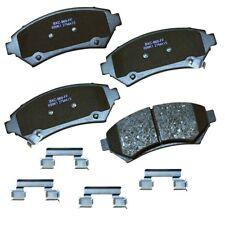 Disc Brake Pad Set-Stop Ceramic Brake Pad Front Bendix SBC699K1