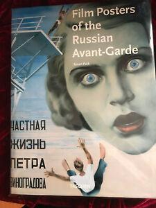 Film posters of the russian avant-garde / Affiches de cinéma russe