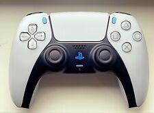 Sony PlayStation 5 PS5 Pad Controller BLUE Buttons Vinyl Overlay PS5 Vinyl Stick