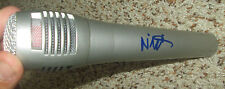 Nick Cannon Signed Microphone America's Got Talent with proof