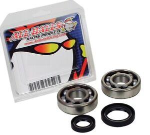 All Balls Cigüeñal Rodamiento / Sello Kit Para Yamaha YZ 125 86-00 24-1024