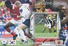Guinea-Bissau Block318 unmounted mint / never hinged 2001 Football-WM 2002