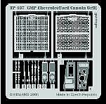 Eduard 1/35 CMP Chevrolet/Ford Canada Grill # TP037