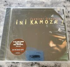 Rare Ini Kamoze - Lyrical Gangsta [New CD] Manufactured On Demand