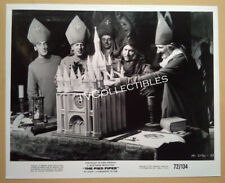 8x10 Photo~ THE PIED PIPER ~1972 ~Peter Vaughan ~Donald Pleasence