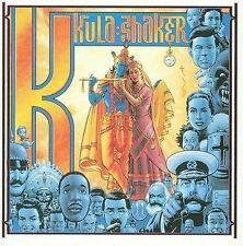 KULA SHAKER K CD 1996 Columbia Records UK Sony Music Britpop rock The Jeevas
