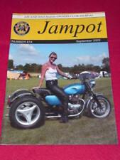 JAMPOT - AJS & MATCHLESS - Sept 2003 # 614