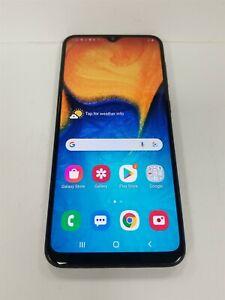 Samsung Galaxy A20 32gb Black SM-A205U (Unlocked) GSM World Phone RF6157