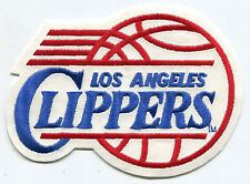 "1984-2010 ERA LOS ANGELES CLIPPERS NBA BASKETBALL 5 1/2"" TEAM PATCH"
