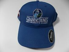 Grande Dunes Pro Celebrity Classic ACARE System Blue Coca-Cola Trucker Hat New