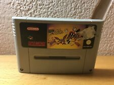 JUEGO SNES AAAHH!!! REAL MONSTERS