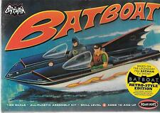 Polar Lights Batboat in 1/25 Pol 823
