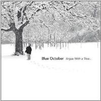 "BLUE OCTOBER ""ARGUE WITH A TREE"" 2 CD NEU"