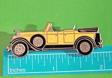 20's Dual Cowl DUESENBERG Phaeton - hat pin , lapel pin , tie tac GIFT BOXED yl