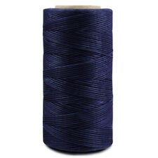 Sewing Waxed Thread 150D Hand Stitching String Cord Leather DIY Craft Tool 260M