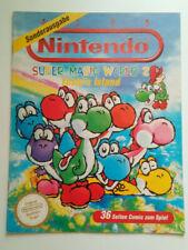 Yoshi's Island Comic Club Nintendo Sonderausgabe, Heft, Super Mario World 2