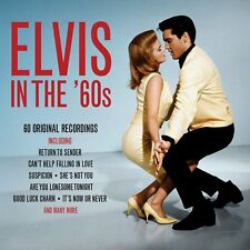 Elvis Presley In The '60s 3 CD Set Suspicion Now or never Wooden Heart +More