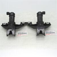 One Pair Headlight Washer Nozzle Headlamp Fit Lexus RX350 RX330 OEM