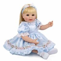 Toddler Baby Girl Reborn Dolls Vinyl Silicone Likelife Newborn Babies bebe 20''