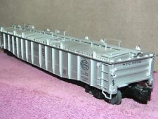 LIONEL SCALE #6-17460 NEW YORK CENTRAL PS-5 GONDOLA CAR w/REMOVABLE COVERS!!