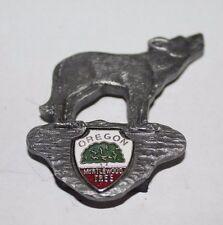 OREGON - Wolf Magnet