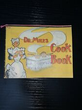 Dr. Miles Cook Book
