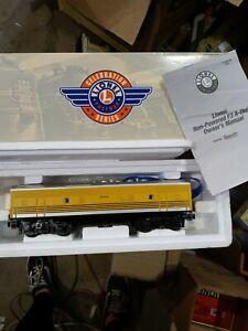 Lionel 6-24528 2379T Rio Grande F3 Dummy A Unit