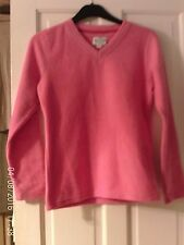 PINK LONG SLEEVED TOP, AGED 11-12
