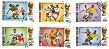 Togo.1974 World Cup.Set 6 FU as scan 18180