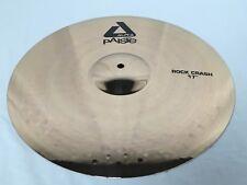 "Paiste Alpha 17"" Rock Crash Cymbal/Brand New & RARE!"